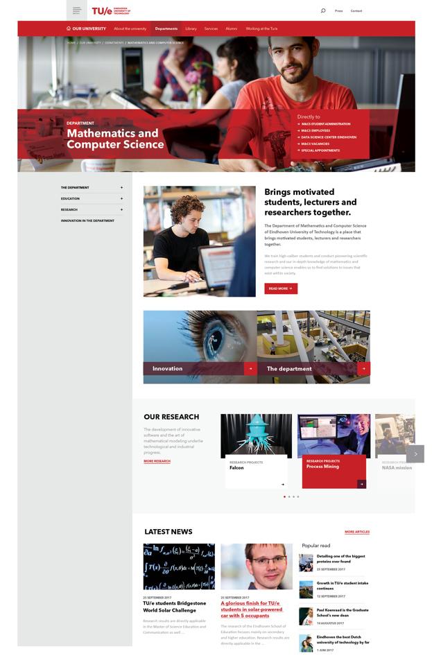 Sfeerafbeelding TU/e website