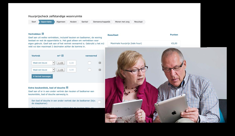 Sfeerafbeelding website Huurcommissie